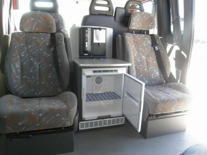 Микроавтобус переделка своими руками